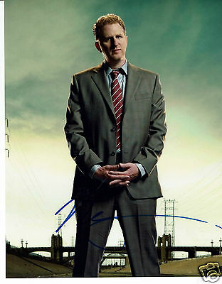 Michael Rapaport American Actor Hand Signed Photograph 10 x 8