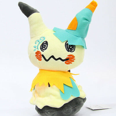 20cm Pokemon Center Sun&Moon Halloween Time Mimikyu Plush Doll Soft Toy Kid Gift