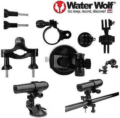 Water Wolf Accessories Pack