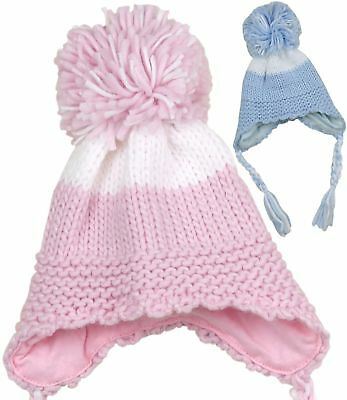 BabyPrem Baby Clothes Boys Girls Traditional Nepalese Winter Wooley Hat 0-18m