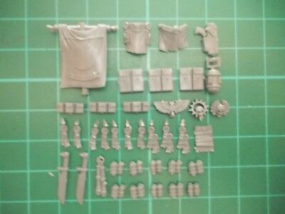 Space marine accessories set new style 40k parts
