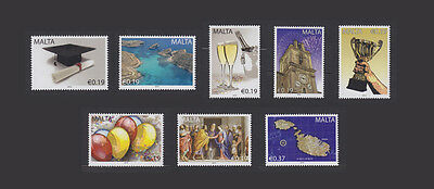 MALTA 2010 Occasions  stamps Mint NH Scott No 1401/1408 VF