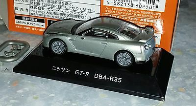 F-TOYS 1:64 scale Nissan Japanese Classic Car Selection vol.3 GT-R R35 A