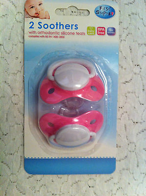 Baby Dummies Soothers Dummy