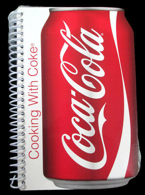 Cooking with Coke Spiral Cookbook  - BRAND NEW