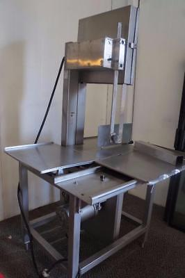 Hobart Model 6801 Vertical Meat Saw for Beef Pork Works Great! 90 Day Warranty!