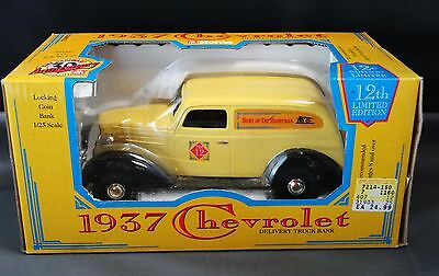 Home Hardware - 1937 Chevrolet Truck Coin Bank - 12th Limited Edition - New