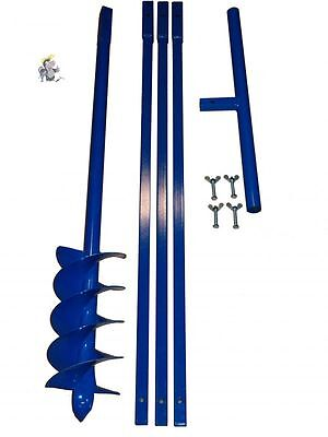 Well Drilling Auger Set 4M 175mm