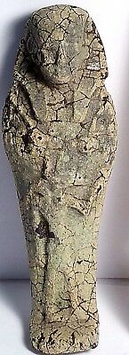 Ancient Egyptian Style Replica Ushabti Amulet 1500-500 Bc Scu777A...collectibles