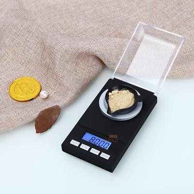 50g 0.001g Milligram Jewelry LCD Digital Scale Weight Medicinal Herbs Scales