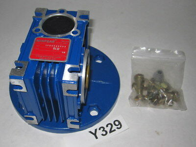 MRV030 Worm Gear 50:1 56C Speed Reducer 1704020033 RV.30 Milano Italy
