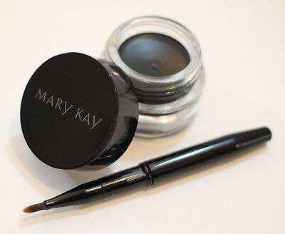 Mary Kay Gel Eyeliner + Brush Applicator, black, 4,5 g, NEU/OVP, MHD: 10/2017