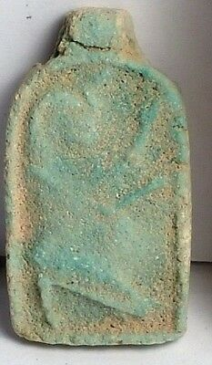 Ancient Egyptian Style Replica Ushabti Amulet 1500-500 Bc Scu555D..collectibles