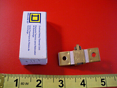Square D B11.5 Overload Relay Thermal Unit Element Heater B 11.5 Nib New