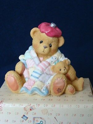 Cherished Teddies - Get Well - Can't Bear To See You Under The Weather - 215856