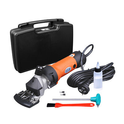 350W Sheep Shearing Grooming Clipper Kit Set W/ Accessories & Carry Case