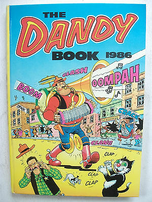 DANDY BOOK (Vintage From 1986) **High Grade**
