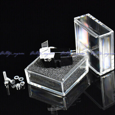 New 25boxes//lot M7SLB quality stereo moving magnetic cartridge box screw nut