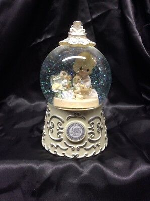 25 Years Of Celebrating Life With Precious Moments Snow Globe