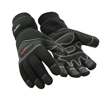 RefrigiWear Warm Waterproof Fiberfill Insulated Lined High Dexterity Work Gloves