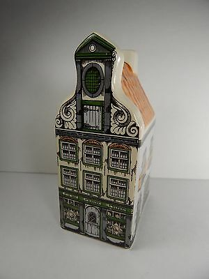 Agro Old Dutch Ceramic Miniature Canal House Hand Painted Made in Holland. #1