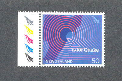Earthquakes-Weather mnh single(3076) 2008-New Zealand
