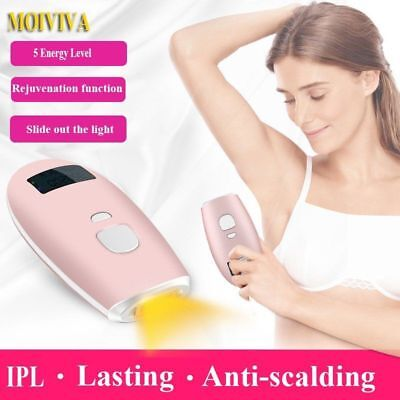 For MOIVIVA Laser Hair Removal Device IPL Armpit Lip Body Hair Removal PM
