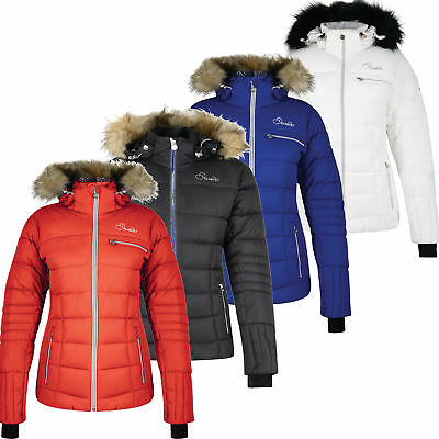 5dca441dc3 DARE2B CULTIVATED SKI Jacket Womens Waterproof Breathable Insulated ...