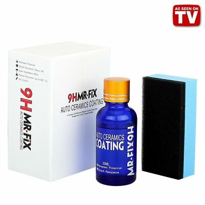 9H MR FIX - AUTO CERAMICS COATING As Seen On TV / THE ORIGINAL / Free Shipping !