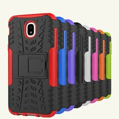 Samsung Galaxy J5 J7 Pro 2017 Heavy Duty Tough Strong Shockproof Case Cover