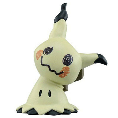 Pocket Mimikyu Pokemon Figure Monster Toy Decor Collection Home Plastic