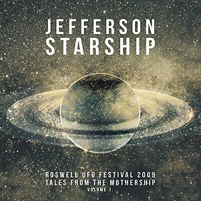 Jefferson Starship - Tales From The Mothership Vol. 1 Vinyl Maxi (2) Let Th NEW