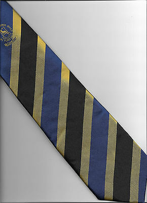HERTFORD RUGBY FOOTBALL CLUB - Official 75th Anniversary Tie (1932-2007)