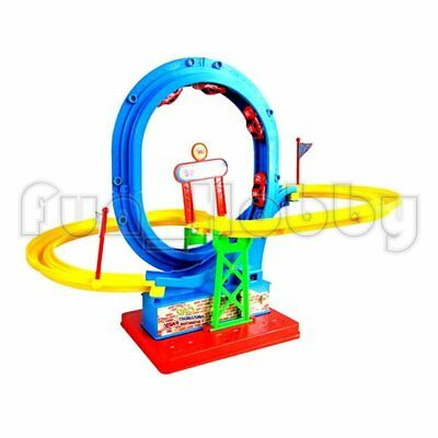 Roller Coaster Mini Autodrome Electrical Toy
