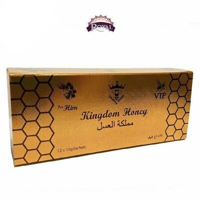 Kingdom Honey Vip For Him 100% Customer Satisfaction
