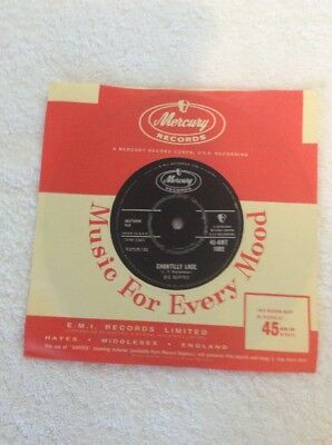 "Big Bopper - Chantilly Lace 7"" Single"