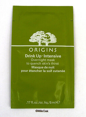 Origins Drink Up Intensive Overnight Mask  - 5ml Sachet Size