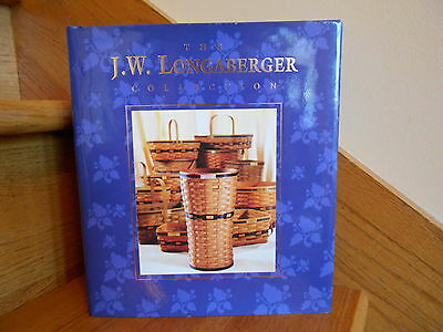 Longaberger JW Collection Book Commemorative mint cond 96 pages *free shipping!*
