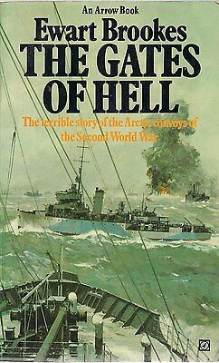 The Gates of Hell by Ewart Brookes (Arctic Convoys)