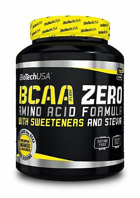 BiotechUSA BCAA Flash Zero Orange 700g