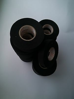 Lot of 100 CERTOPLAST Auto Wire Harness Adhesive fabric Tape 19mmx25m WHOLESALE