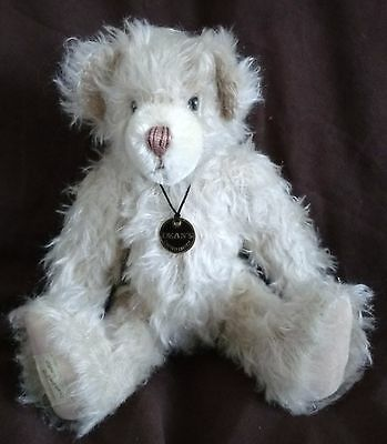 Deans Mohair Teddy Bear - Russell - No 115 Of 500 New With Tags