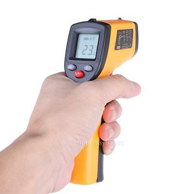 Handheld Digital Non-Contact Thermometer GM320 Laser Infrared IR Temperature Gun