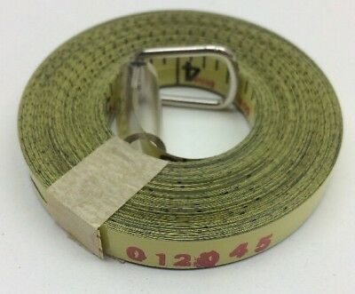 "Spencer Pro Loggers Tape REFILL 3/8"" 50 Inch. Model 019045. C2a"