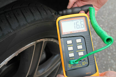 Racing Tyre Temperature Probe Kit