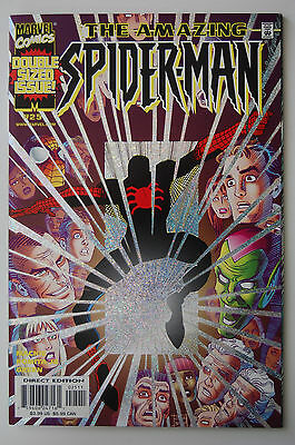 AMAZING SPIDER-MAN VOL.2 #25 (1999) Prismatic Foil Cover (VF/NM)