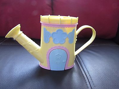 Yellow Plastic Watering Can Bath Toy From Fifi & The Flowertot Tv Series