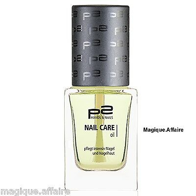 NAIL CARE OIL (huile d'amande douce, vitamines 10ml - P2 soin ongles & cuticules
