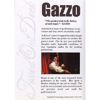 Gazzo Tossed Out Deck   Closing Down Sale
