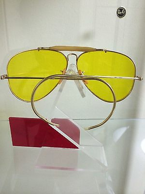 Ray Ban  Vintage, años 50 Outdoorsman Aviator (Bausch & Lomb)
